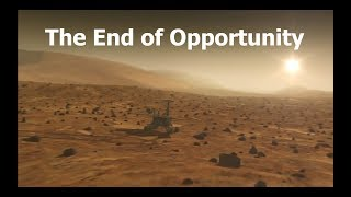 NASA Stops Trying to Wake Mars Opportunity After It Remains Silent