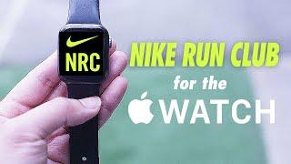 NIke Run Club Apple Watch Review | Best Running App on the Apple Watch? screenshot 2