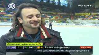 Winx на льду, о шоу ТВ Москва24 в передаче Афиша, 21.03.12