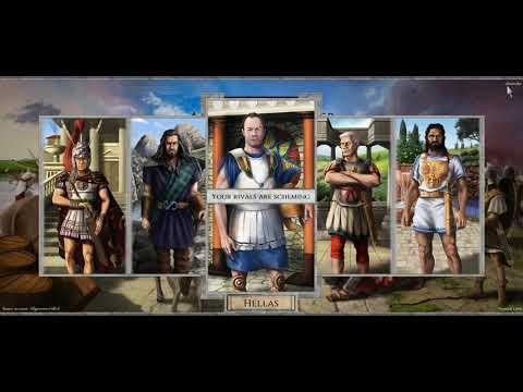 Imperiums Greek Wars Age of Alexander Gameplay (PC Game) thumbnail