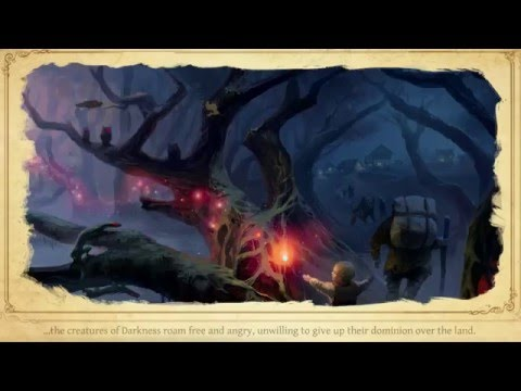 Thea: The Awakening 5 minutes of the game |