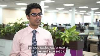 Expo 2020 Dubai   Meet the team