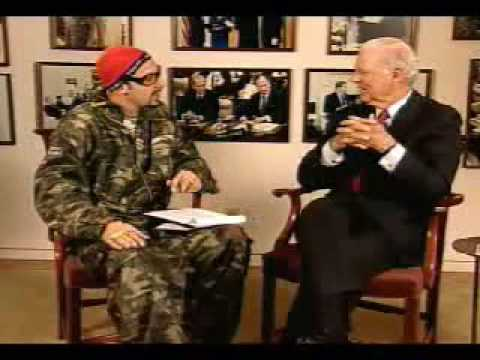 Ali-G...Interview with James Baker About International Relations