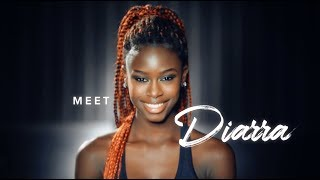 Meet Diarra from Senegal - WE ARE NOW UNITED