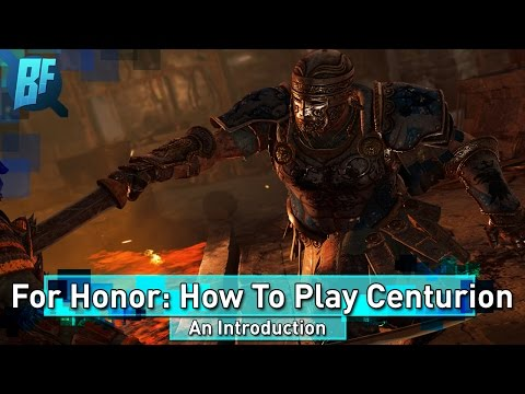 For Honor Season 2: All Centurion Moves Explained + Centurion Cosmetics!