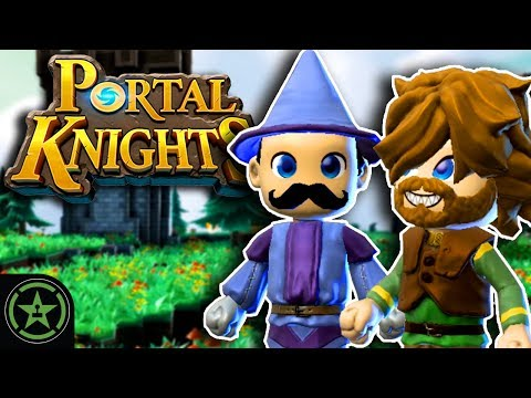 Let's Play - Portal Knights: New Day, New Knights