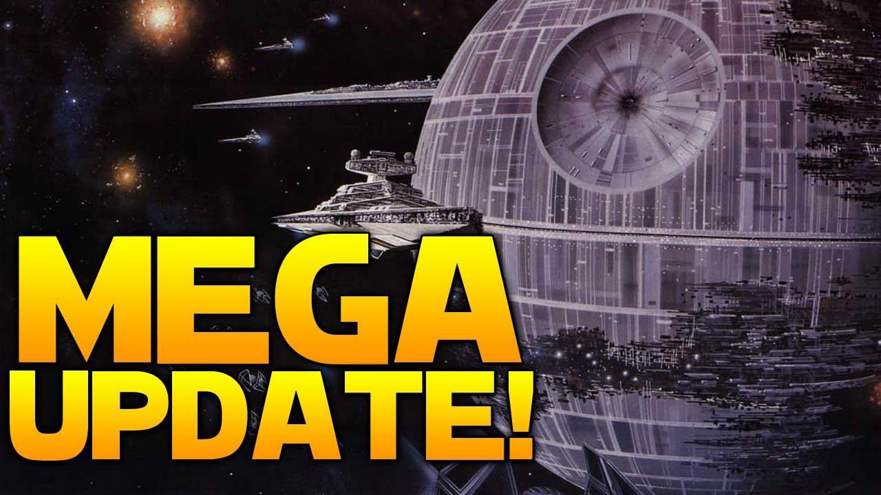 Star Wars Battlefront MEGA UPDATE: FREE MAPS, DEATH STAR DLC