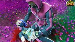DRIFTS SISTER DIES!! - Fortnite Season X