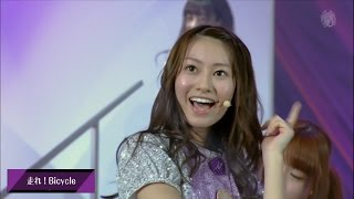 Hashire Bicycle (cc) - Nogizaka46 1st Year Birthday Live