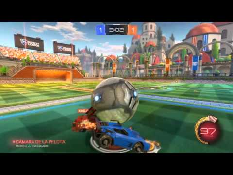 Rocket League | EPISODIO 105 | 360º GOAL 3:00 | ★ Sr. Videojuegos ★