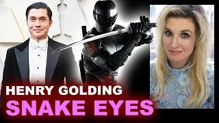 GI Joe Snake Eyes Movie 2020 - Henry Golding