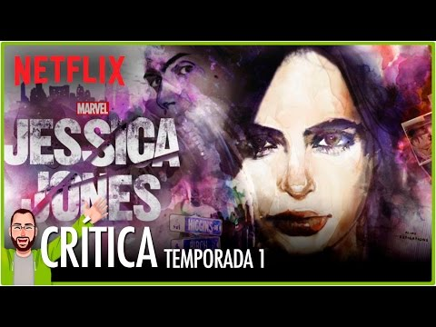 Crítica de Jessica Jones | Temp.1