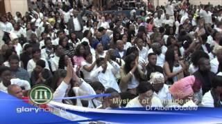 Mystery of Gratitude pt 2 - Pastor Albert Odulele preaching at Glory House