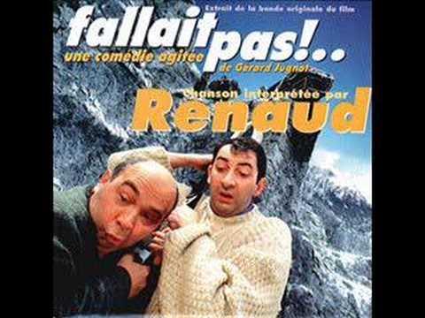 Renaud - Fallait pas poster