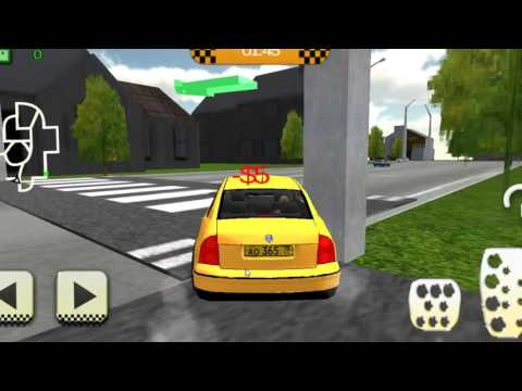 TAXI GAME -