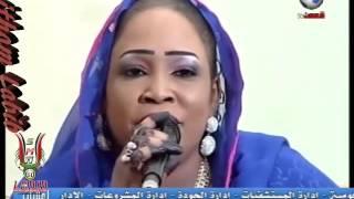 """هاجر كباشي - قسمة الله إختارت """"أمنا حواء 2013م - الحلقة الحادية والعشرون"""""""