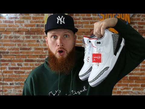 cb639287f9f6 JUSTIN TIMBERLAKE AIR JORDAN 3 JTH REVIEW! - YouTube
