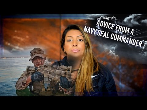 Advice from a Navy Seal Commander - Soldier Up Sunday DLR