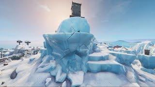 Fortnite Polar Peak could be cracking more SOON!