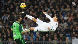 Cristiano Ronaldo: InCRedible Bicycle Kicks Show