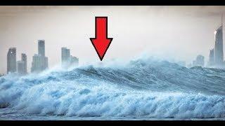 Japan Tsunami Height Comparison