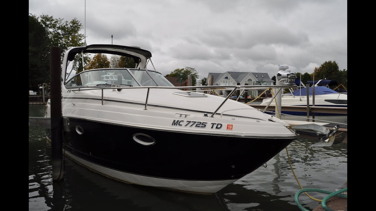 2008 rinker 280 express cruiser sold youtube rh youtube com Rinker Jet Boat Rinker Boat Logo