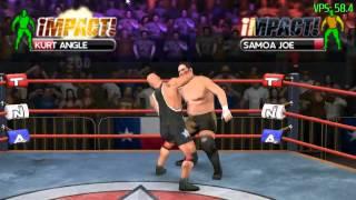 TNA Impact! - PPSSPP v0.6.1 [PC]