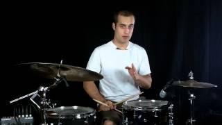 Drum Lesson: The Purdie Shuffle