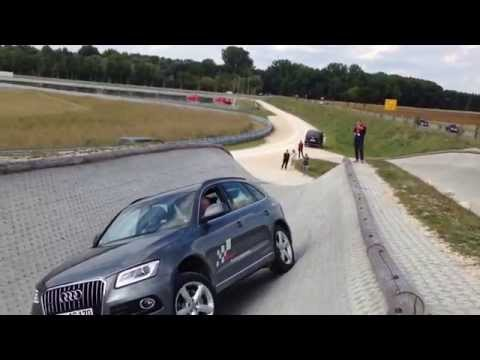 Audi Driving Experience - Audi Q5 Off-Road Tube