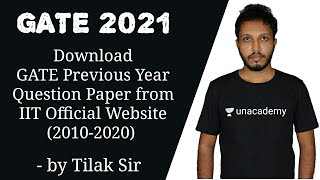 GATE Previous Year Question Papers Download From IIT Official Website GATE Previous Year Papers screenshot 4