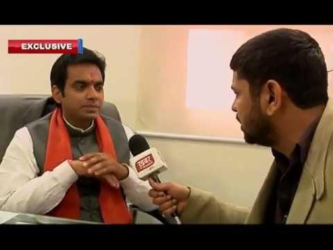 BJP Gen. Sec.Pankaj Singh's 1 to 1 with Avinash