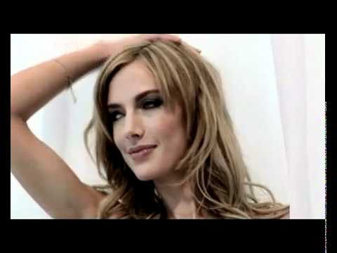Leila Grolimund Fotoshoot für Maxim