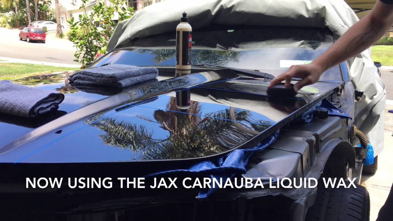 Review JAX WAX CLEANING PRODUCTS YouTube - Jax wax car show