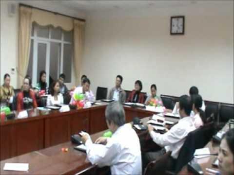 """GV ĐH KT Y Hải Dương chia sẻ về khóa học""""Kỹ năng Làm việc chuyên nghiệp"""""""