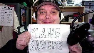 """""""Mikey Live"""" Plane Savers E47"""