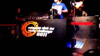 DJ Chaoz MCDMC 2011 Penang Finals Winning set
