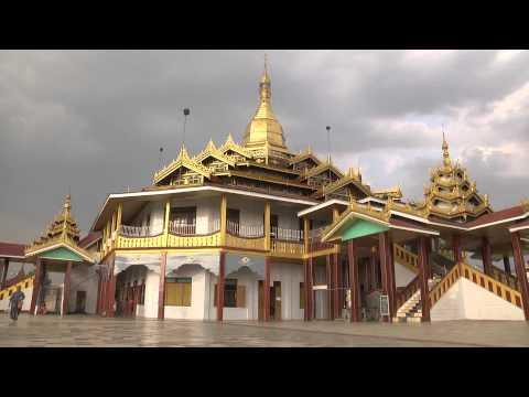 Buddhist Temples of Myanmar