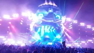 Blasterjaxx @ Maya Music Festival 2017 Pattaya Thailand (2/4)