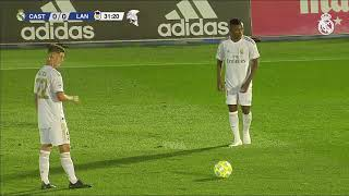 Rodrygo Goes Vs UP Langreo 09/14/2019 1080i HD