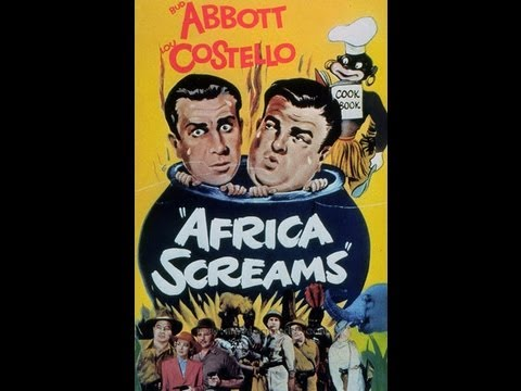Africa Screams with Abbott and Costello (1949) Full Movie