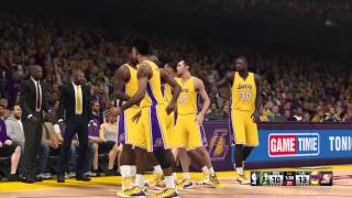 NBA 2K15 PC Gameplay
