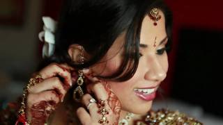 Amit Patel & Reshma Patel - North Hindu Cinematic Wedding Highlights (Richard Nixon Library)