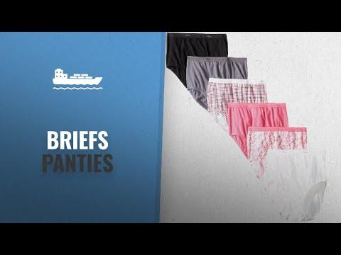 Hanes Bikini Seamless Panties