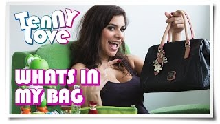 Tenny Love #13 | Whats in my Bag | Tanja Tischewitsch