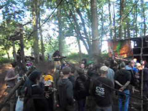Otheus live @ Free T.r.i.p.s in the woods 30 05 2014