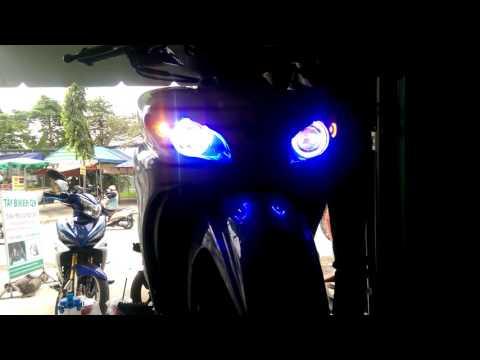 Tex Mắt cú cho jupiter tại shop phụ tùng xe máy . Tài q9 racing shop ..