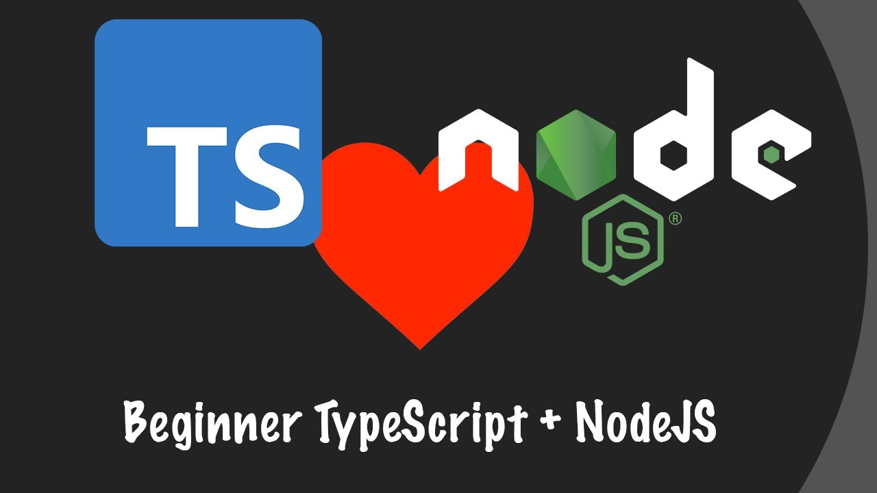 NodeJS + TypeScript, How to Set Up