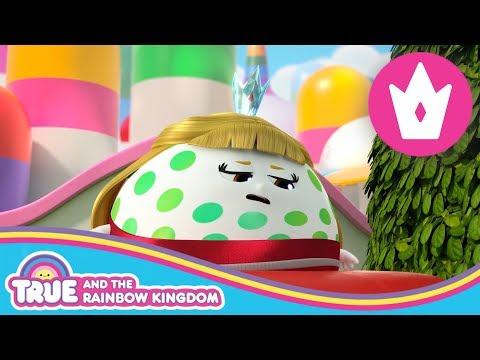 Cubiggly Saves Princess Grizelda Again   True And The Rainbow Kingdom Season 3   Mushroom Town