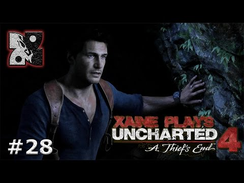 """Xaine Plays : Uncharted 4 A Thief's End [Ep28] """"The Brothers Drake"""""""