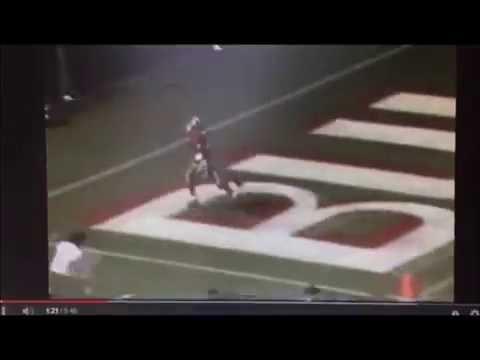 ROBERT EDWARDS 58-yd TD run vs. USC in '95